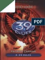 A 39 Kulcs 05 - Patrick Carman - Sötét Erők
