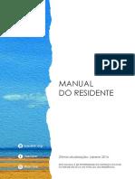 Residency Manual Portuguese