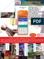 Smartlogic - Spec A200 Android POS