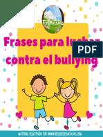 Fichas Bullying