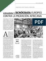 delirio tecnócrata - migración