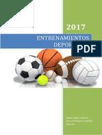 Los Principios de Entrenamiento Deportivo, Concepto y Ejemplo Real de Entrenamiento Para Cada Uno de Ellos.