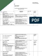 Planificare cls 10, profil bilingv, Upstream upper- intermediate