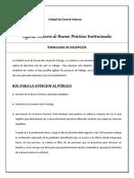 Buena Practica ARDS Cartago Rol Para La Atencion Al Publico