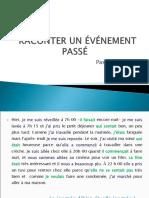 Raconter Au Passc3a9