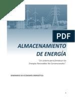 Almacenamiento de Energia NC Formato