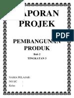 Cover Laporan Projek Bab 2