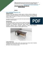 ESPECIFICACIONES TÉCNICAS MOBILIARIO SEGUNDA ETAPA arq. joel.docx