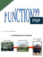 QQM1023 - Slide - Function