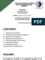 Analisis de costos practicos