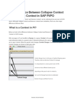 SAP PI Context