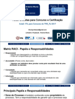 Canal Muniz - TRE-RJ2017 - ITIL Aula2 - Alunos