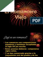 El Romancero Viejo (Alumnos de 3º a)
