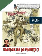 POEMAS DE LA MUERTE  3 - EDGAR COOPER (2018)