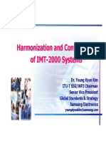 Harmonization and Convergence of IMT-2000 Systems