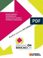 Entretejiendo Experiencias Pedagogias Queer e Interseccionalidad