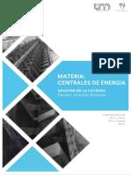 Centrales de Energía - Tema 1 - Centrales de Energía