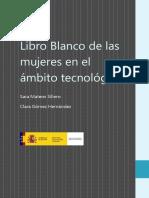 Libro Blanco Mujeres y Tecnología
