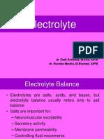 4-Electrolyte .ppt