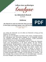 Textanalyse eBook