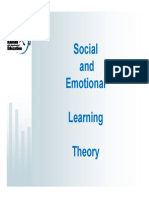 Social and Emotional Learning Theory