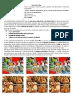 Gastronomía Maya