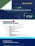 Programa de Alimentación Escolar_Observatorio Socioeconómico