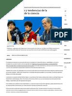 ITESO - Repasan Teorías y Tendencias de La Comunicación de La Ciencia