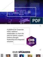 Corporate Health Summit RECAP2018