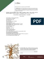 Ficha Cadastral - Processo Online