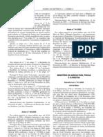 Contaminantes - Legislacao Portuguesa - 2005/03 - DL nº 61 - QUALI.PT
