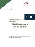 Rapport Tp Éoliene