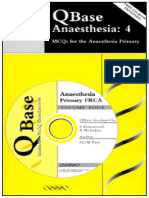 QBase Anaesthesia 4 (1st 1998)