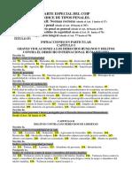 Indice de tipos penales COIṔ