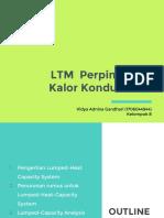 LTM Perpindahan Kalor Konduksi 2