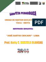 CARPETA PEDAGOGICA  ARTE.docx
