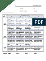 Rubrica de Evaluacion - Microguiado