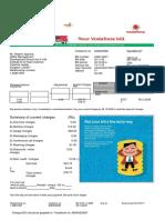 24044870 Vodafone Bill Nov Month