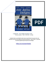 Collectif - Nos Belles Lectures CE1