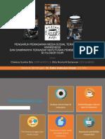 Social Media MarketingThesis Defense PPT