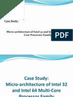 Micro-architecture+&+Multi-Core+Processor+Family