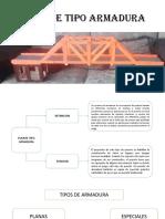 Puente Tipo Armadura