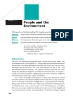 Biology - People and Environment