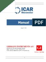 Reometro ICAR-5000