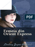 Lindsay Jayne Ashford - Femeia Din Orient Express (v.1.0)