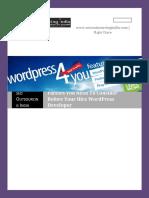 Wordpress Development India | Wordpress customization India | Hire Wordpress Designer India | Wordpress CMS Development India | Wordpress Programmer India | Wordpress SEO Services India