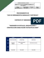 PIEM-20001-EL-PO-RVF-017 Rev.1 Uso de Herramientas manuales y eléctricas.docx