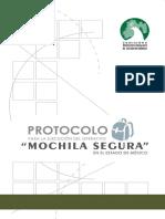 Protocolo Operación Mochila Segura