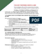 TRAUMATOLOGIE VERTEBRO-MEDULLAIRE