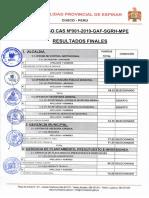 006 Resultados Finales Proceso_cas_n_001 2019 Gaf Sgrh Mpe